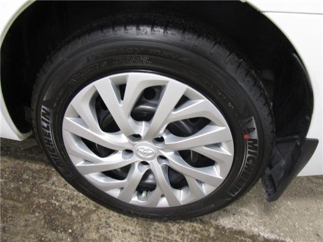 2018 Toyota Corolla LE (Stk: 126821  ) in Regina - Image 11 of 31
