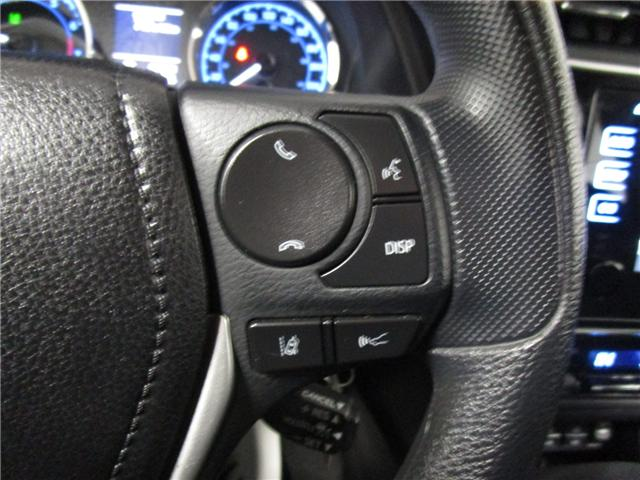 2018 Toyota Corolla LE (Stk: 126821  ) in Regina - Image 19 of 31