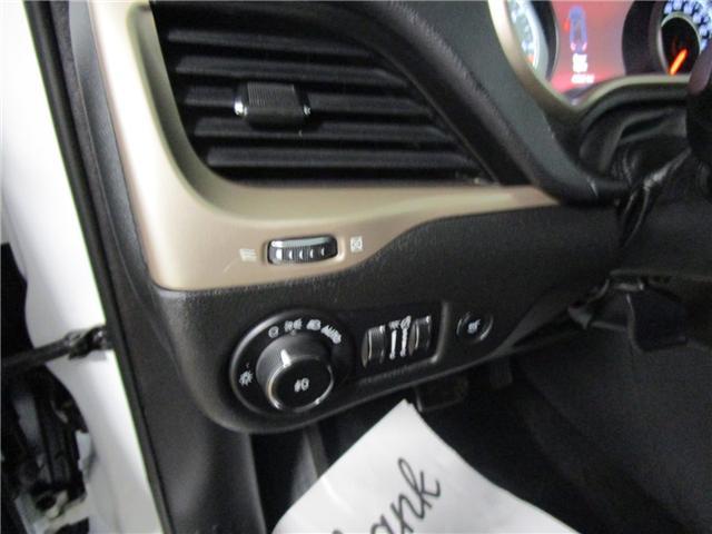 2014 Jeep Cherokee Limited (Stk: 1910512 ) in Regina - Image 13 of 28