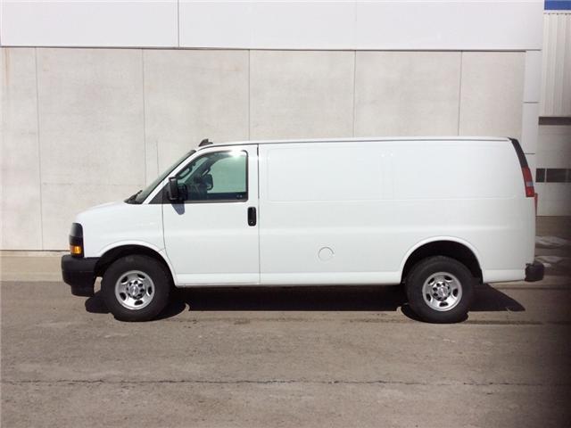 2018 Chevrolet Express 2500 Work Van (Stk: P3384) in Welland - Image 2 of 18