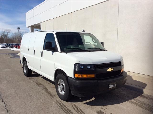 2018 Chevrolet Express 2500 Work Van (Stk: P3384) in Welland - Image 4 of 18