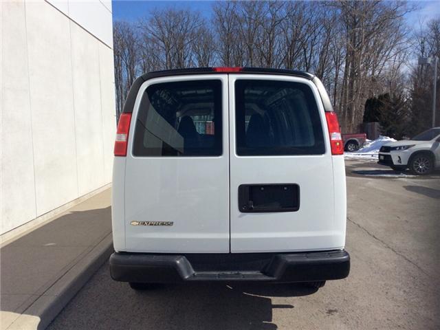 2018 Chevrolet Express 2500 Work Van (Stk: P3384) in Welland - Image 7 of 18