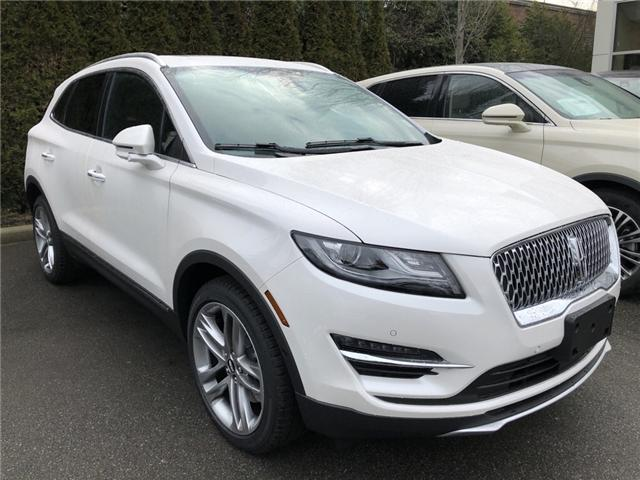 2019 Lincoln MKC Reserve (Stk: 196148) in Vancouver - Image 4 of 9