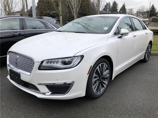 2019 Lincoln MKZ Reserve (Stk: 19502) in Vancouver - Image 1 of 8