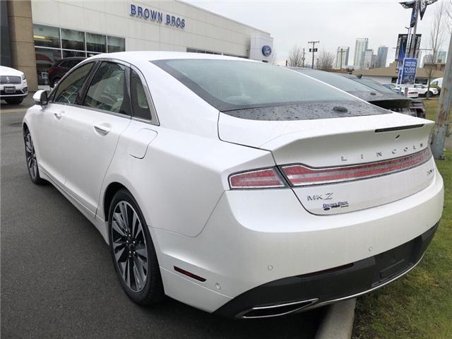 2019 Lincoln MKZ Reserve (Stk: 19502) in Vancouver - Image 2 of 8