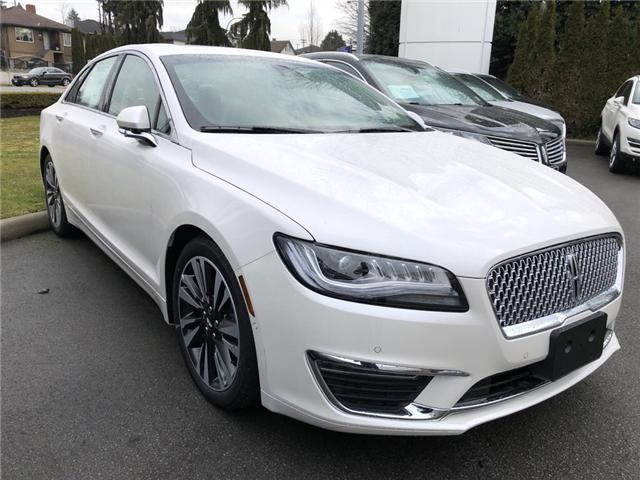 2019 Lincoln MKZ Reserve (Stk: 19502) in Vancouver - Image 4 of 8