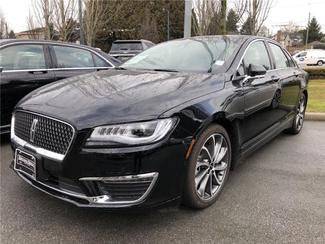 2018 Lincoln MKZ Reserve (Stk: 18508) in Vancouver - Image 1 of 8