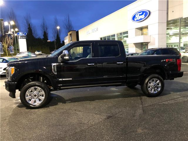 2018 Ford F-350 Platinum (Stk: 196239A) in Vancouver - Image 2 of 26