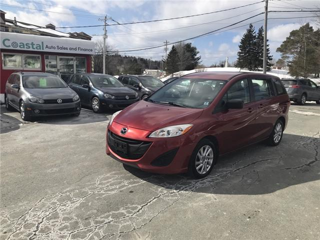 2013 Mazda Mazda5 GS (Stk: U44969) in Lower Sackville - Image 1 of 22