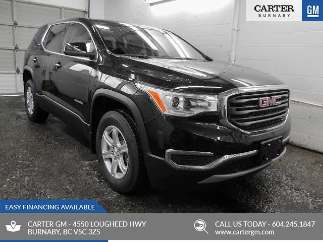 2019 GMC Acadia SLE-1 (Stk: R9-75270) in Burnaby - Image 1 of 12