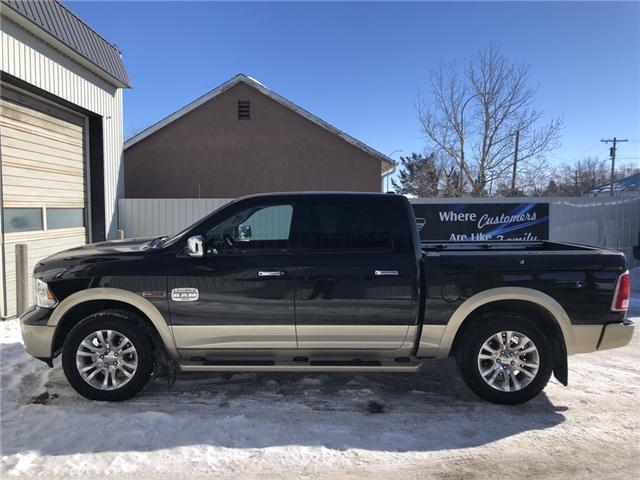 2016 RAM 1500 Longhorn (Stk: 8404) in Fort Macleod - Image 2 of 22
