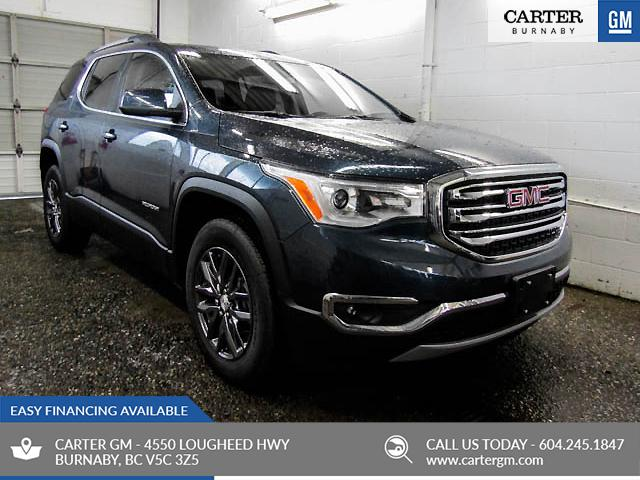 2019 GMC Acadia SLT-1 (Stk: R9-38470) in Burnaby - Image 1 of 13