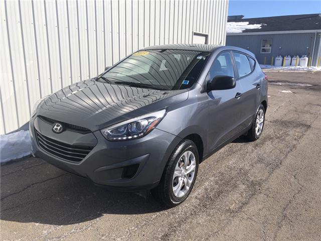 2015 Hyundai Tucson GL (Stk: U3341A) in Charlottetown - Image 1 of 18