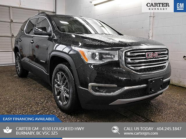 2019 GMC Acadia SLT-1 (Stk: R9-58250) in Burnaby - Image 1 of 12
