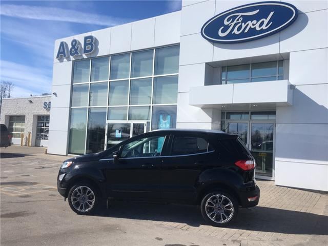 2019 Ford EcoSport Titanium (Stk: 19101) in Perth - Image 1 of 13