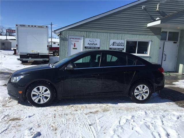 2012 Chevrolet Cruze LS (Stk: ) in Kincardine - Image 2 of 13