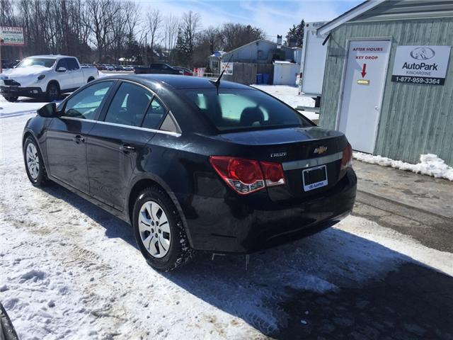 2012 Chevrolet Cruze LS (Stk: ) in Kincardine - Image 3 of 13