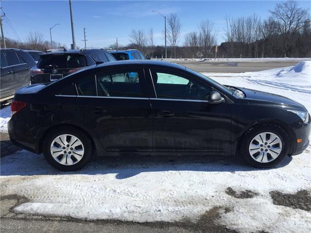 2012 Chevrolet Cruze LS (Stk: ) in Kincardine - Image 6 of 13