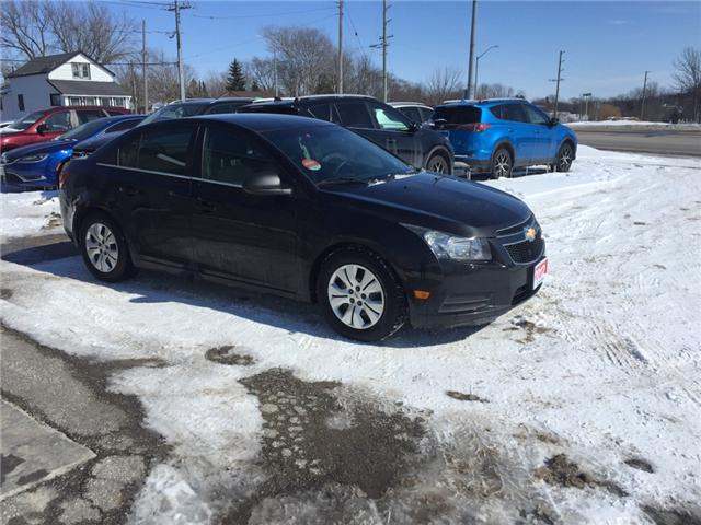 2012 Chevrolet Cruze LS (Stk: ) in Kincardine - Image 7 of 13