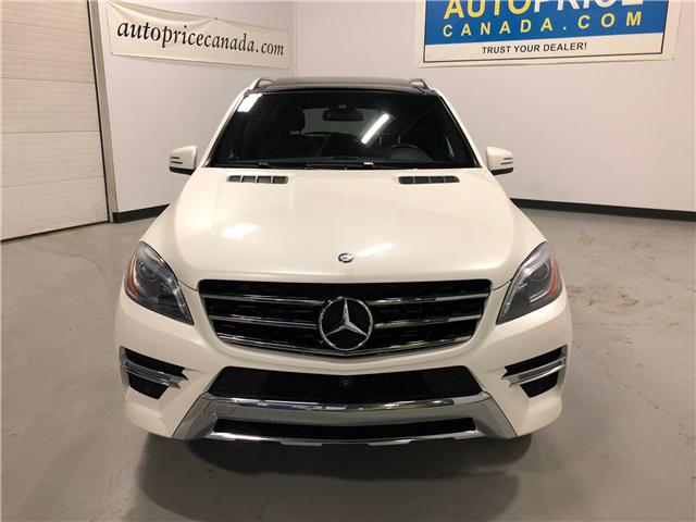 2015 Mercedes-Benz M-Class Base (Stk: F0135) in Mississauga - Image 2 of 29