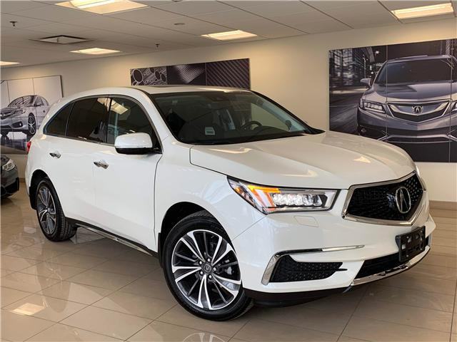 2019 Acura MDX Tech (Stk: M12391) in Toronto - Image 1 of 9