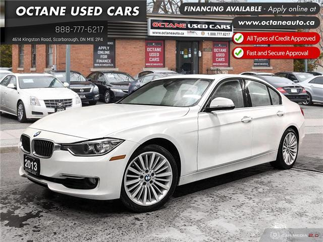 2013 BMW 328i xDrive Classic Line (Stk: ) in Scarborough - Image 1 of 23