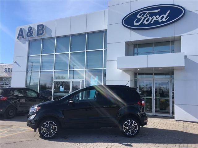 2019 Ford EcoSport SES (Stk: 19131) in Perth - Image 1 of 13