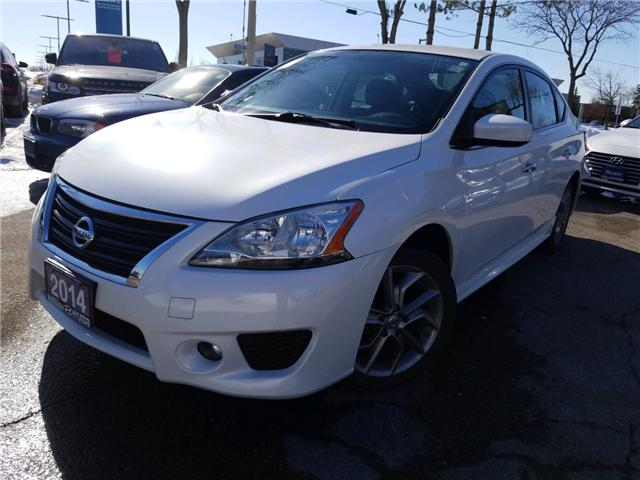 2014 Nissan Sentra 1.8 S (Stk: 39304A) in Mississauga - Image 1 of 17