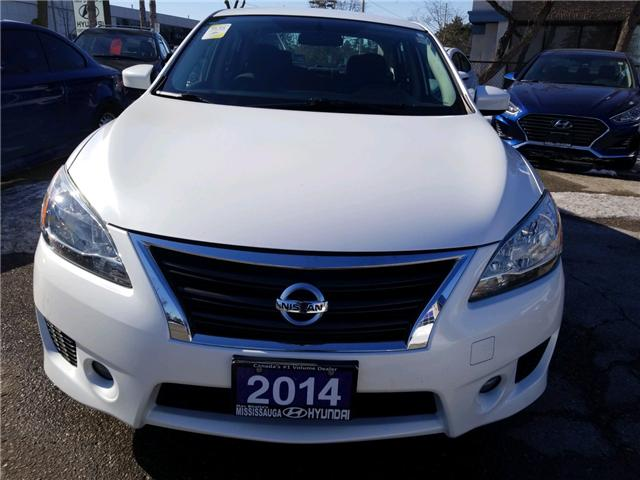 2014 Nissan Sentra 1.8 S (Stk: 39304A) in Mississauga - Image 2 of 17