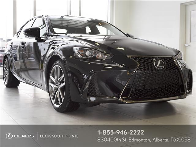 2019 Lexus IS 300 Base (Stk: L900153) in Edmonton - Image 1 of 21
