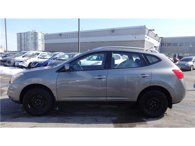 2008 Nissan Rogue S (Stk: KC749951A) in Scarborough - Image 2 of 14
