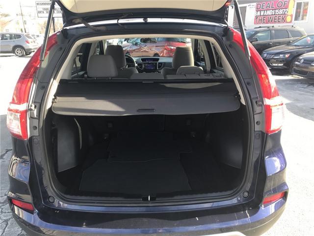 2016 Honda CR-V SE (Stk: U22521) in Lower Sackville - Image 7 of 21