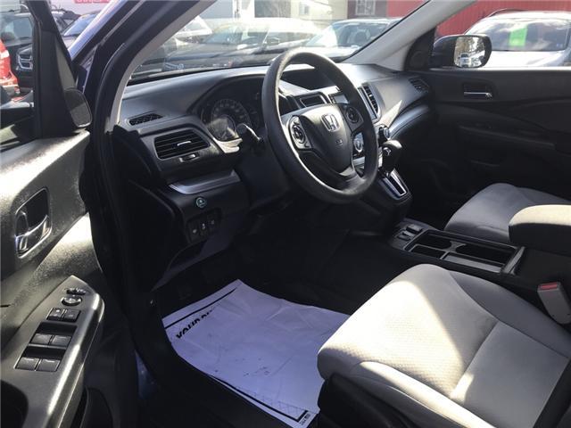 2016 Honda CR-V SE (Stk: U22521) in Lower Sackville - Image 11 of 21
