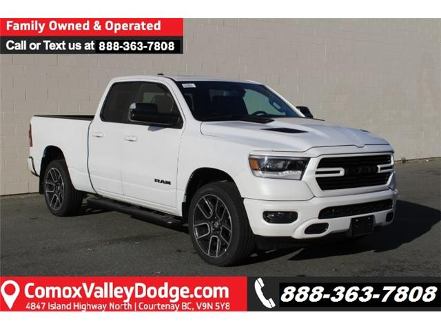 2019 RAM 1500 Sport/Rebel (Stk: N630126) in Courtenay - Image 1 of 30
