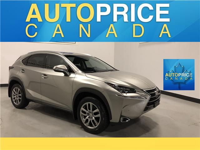 2015 Lexus NX 200t Base (Stk: W0148) in Mississauga - Image 1 of 28