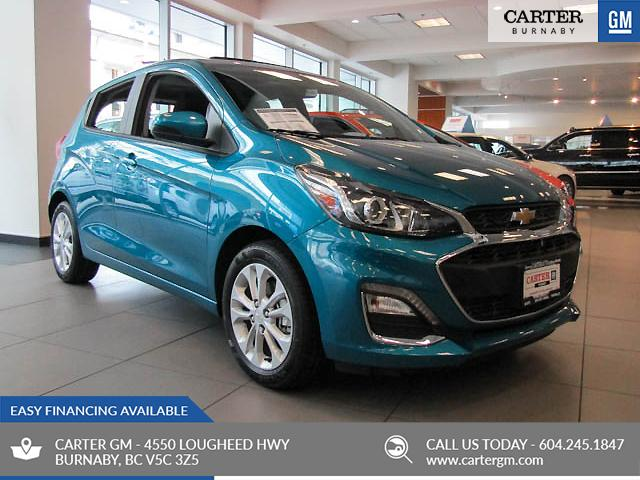 2019 Chevrolet Spark 1LT Manual (Stk: 49-64830) in Burnaby - Image 1 of 12
