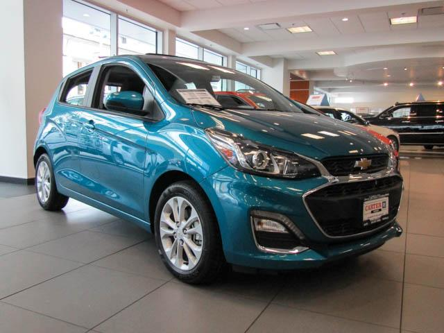 2019 Chevrolet Spark 1LT Manual (Stk: 49-64830) in Burnaby - Image 2 of 12
