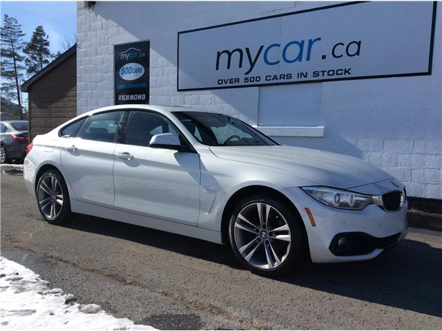 2015 BMW 428i xDrive Gran Coupe (Stk: 190231) in Richmond - Image 1 of 22
