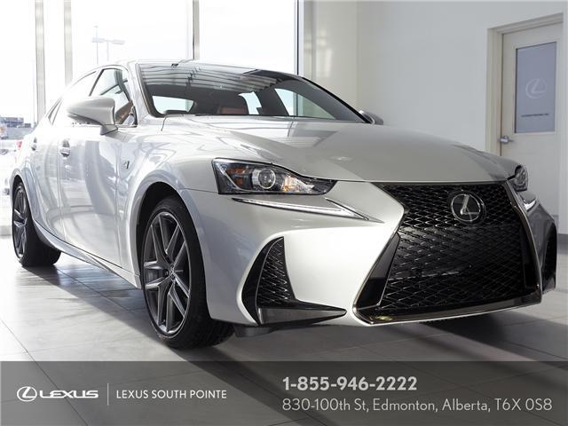 2019 Lexus IS 300 Base (Stk: L900250) in Edmonton - Image 1 of 22