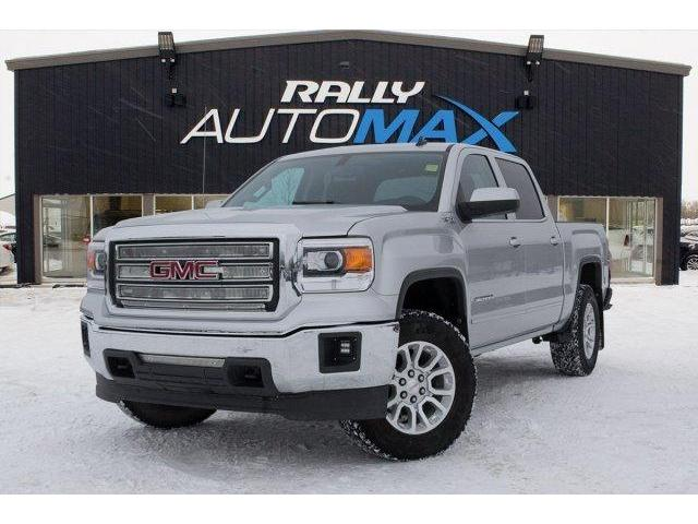 2014 GMC Sierra 1500 SLE (Stk: V611) in Prince Albert - Image 1 of 11