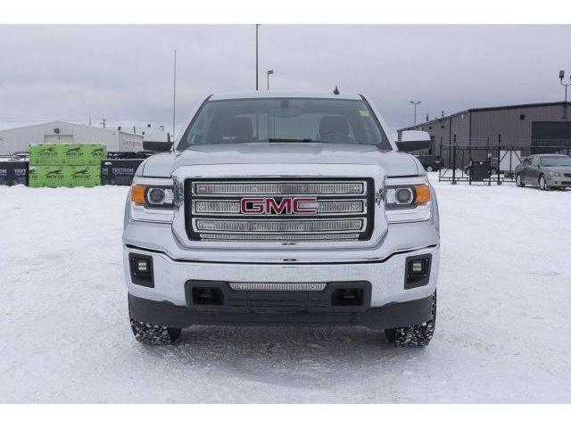 2014 GMC Sierra 1500 SLE (Stk: V611) in Prince Albert - Image 2 of 11