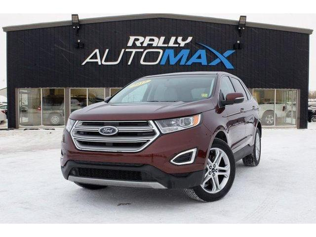 2015 Ford Edge Titanium (Stk: V673) in Prince Albert - Image 1 of 11