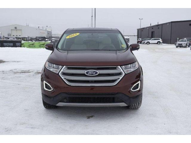 2015 Ford Edge Titanium (Stk: V673) in Prince Albert - Image 2 of 11