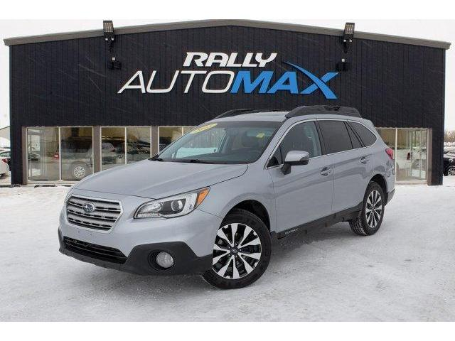 2015 Subaru Outback  (Stk: V678) in Prince Albert - Image 1 of 11