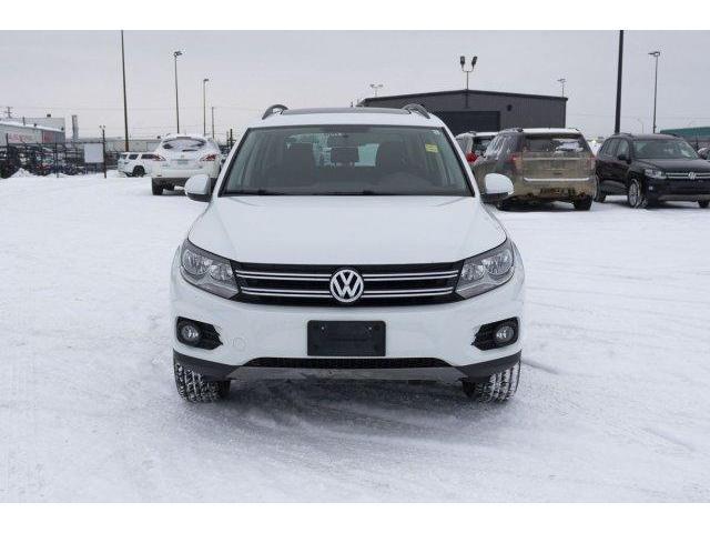 2015 Volkswagen Tiguan  (Stk: V690) in Prince Albert - Image 2 of 11