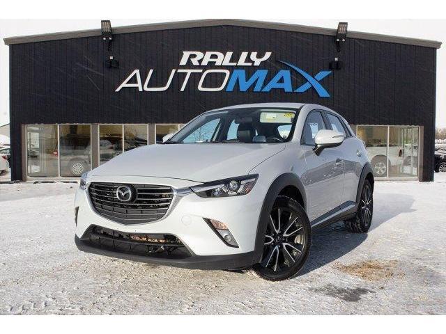 2016 Mazda CX-3 GT (Stk: V693) in Prince Albert - Image 1 of 11