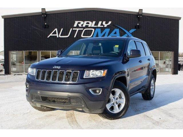 2014 Jeep Grand Cherokee Laredo (Stk: V708) in Prince Albert - Image 1 of 11