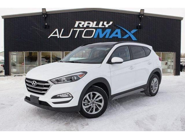 2018 Hyundai Tucson  (Stk: V712) in Prince Albert - Image 1 of 11