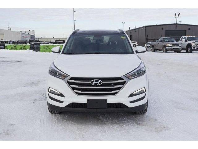 2018 Hyundai Tucson  (Stk: V712) in Prince Albert - Image 2 of 11