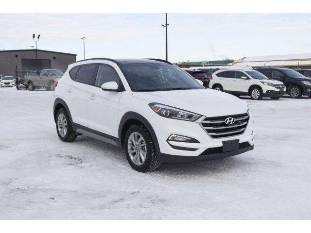 2018 Hyundai Tucson  (Stk: V712) in Prince Albert - Image 3 of 11